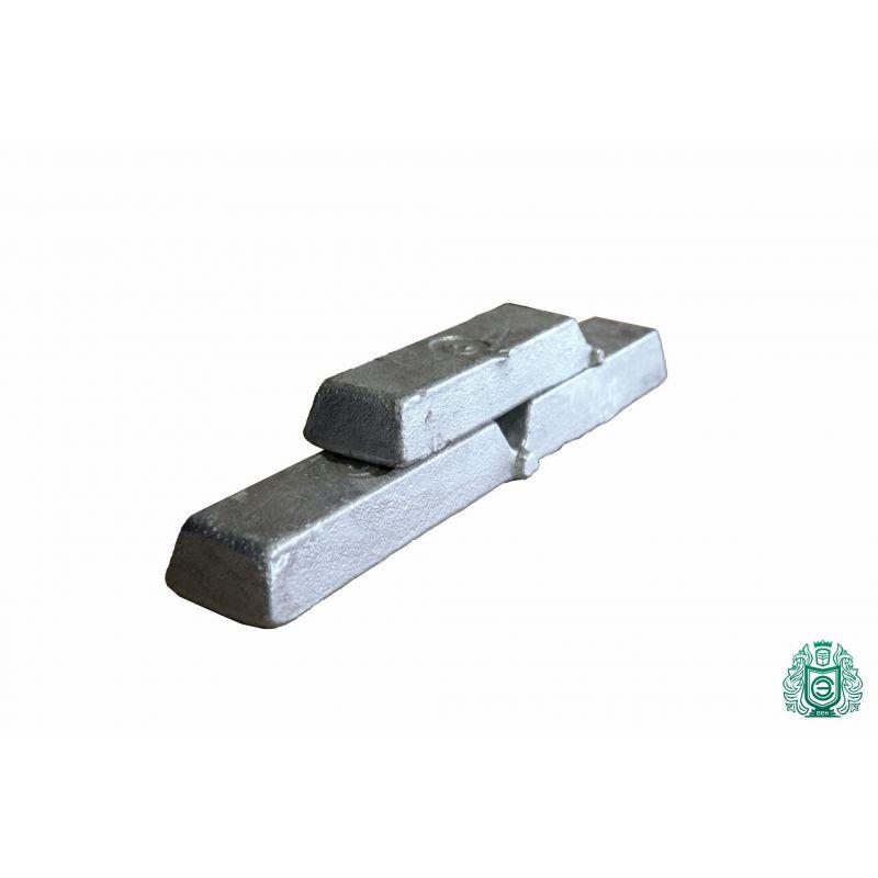 Aluminum bars 100gr-5.0kg 99.9% AlMg1 cast aluminum bars aluminum bars,  Aluminum