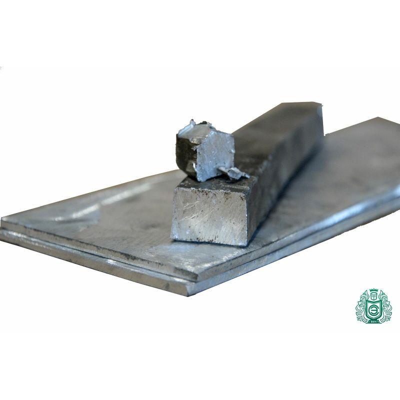 Cadmium Element 48 CD Purity 99.95% Clean Metal Ingot 10gr-5kg Metal Blocks,  Rare metals