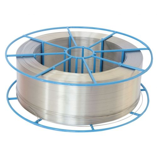 Stainless steel Ø 0.6-5mm welding wire V2A shielding gas EN 1.4370 MIG MAG 307LSi 0.5-25kg,  Welding and soldering