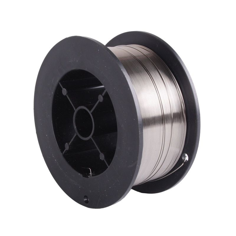 Welding wire stainless steel V2A shielding gas Ø 0.6-5mm EN 1.4316 MIG MAG 308LSi 0.5-25kg,  Welding and soldering