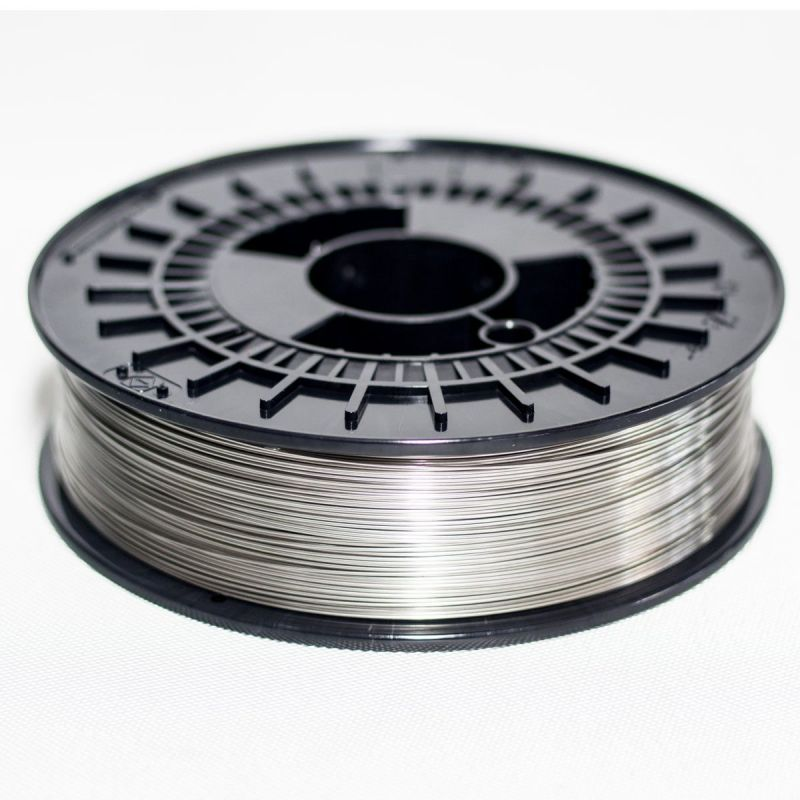 Welding wire stainless steel V2A shielding gas Ø 0.6-5mm EN 1.4576 MIG MAG 318Si 0.5-25kg,  Welding and soldering