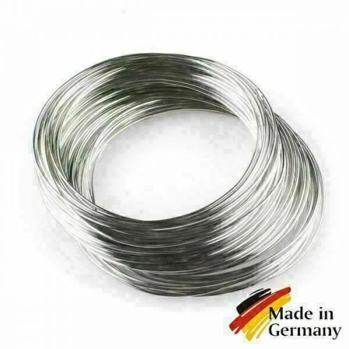 Spring steel wire 0.1-10mm spring wire 1.4310 stainless steel 301 rustproof 1-200 meters, stainless steel