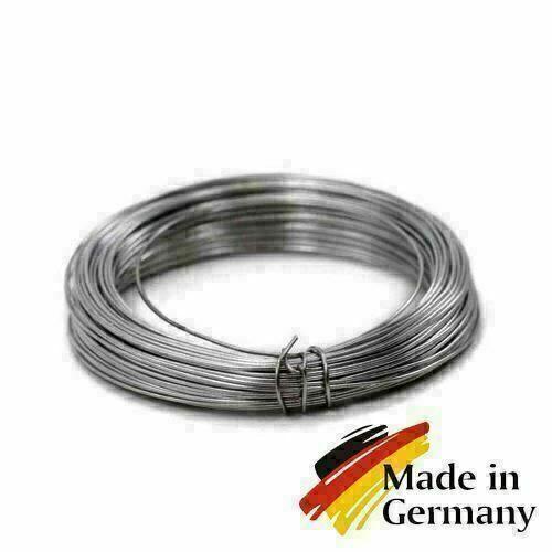 Spring steel wire 0.1-10mm spring wire 1.4310 stainless steel 301 rustproof 1-200 meters, stainless steel