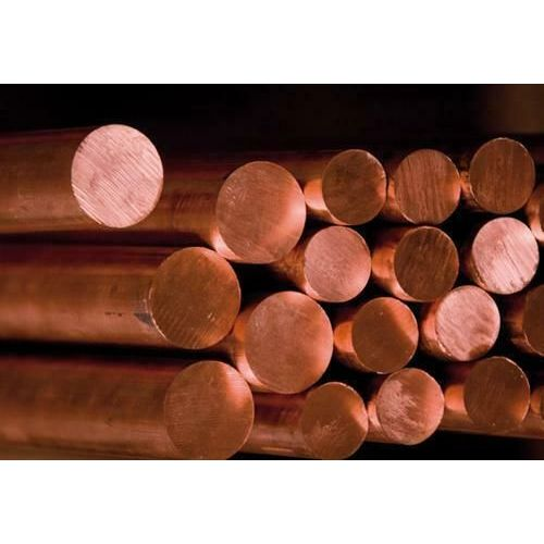 Rod Ø2-25mm copper 2.0090 round rod С10999 rod Cu round material 2 meters, copper