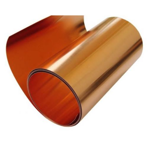 Copper tape 0.1x600mm Copper tape 0.1 meters to 100 meters