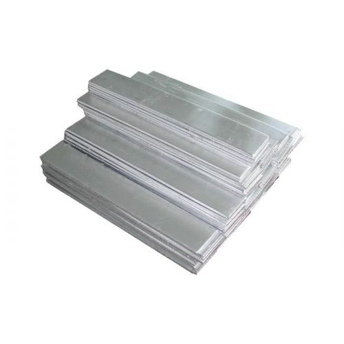 Nickel 99% pure anode sheet metal plate 8x200x50-8x200x1000mm raw electroplating electrolysis, nickel alloy