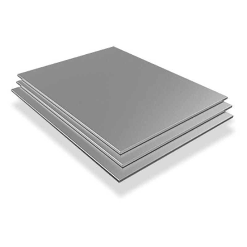 Stainless steel sheet 0.5mm-1mm V2A 1.4301 plates sheets cut to size 100 mm to 1000 mm, stainless steel