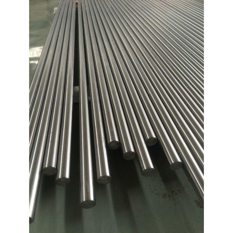 Titanium grade 5 rod Ti 6Al-4V round rod 3.7164 dia 20-200mm solid shaft 0.1-2.5 meters, titanium