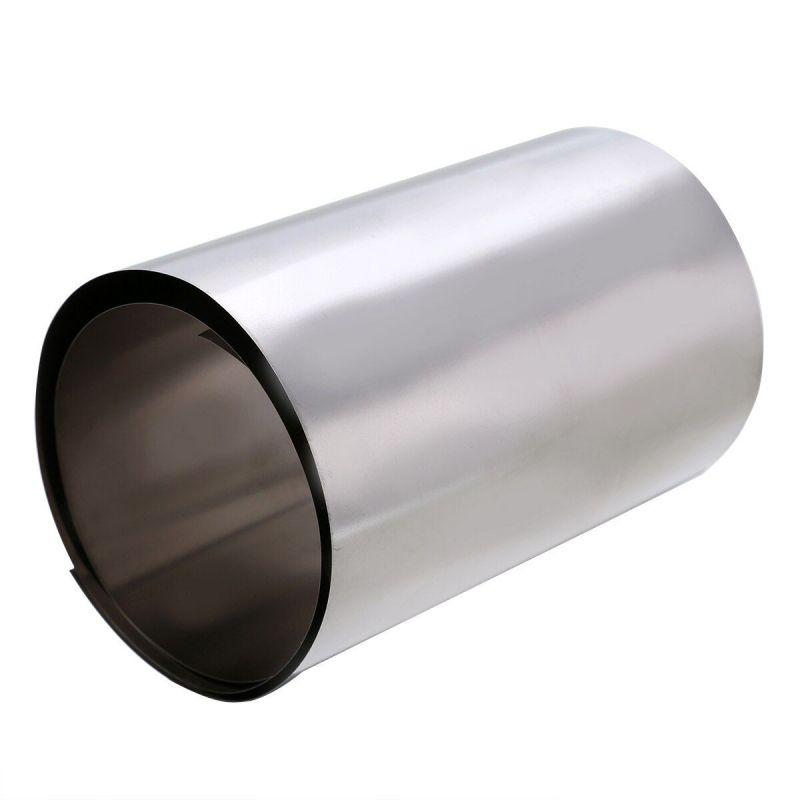 Titanium band thickness 0.1-0.5mm titanium 3.7025 width 100mm band 0.1 meter to 50 meters, titanium