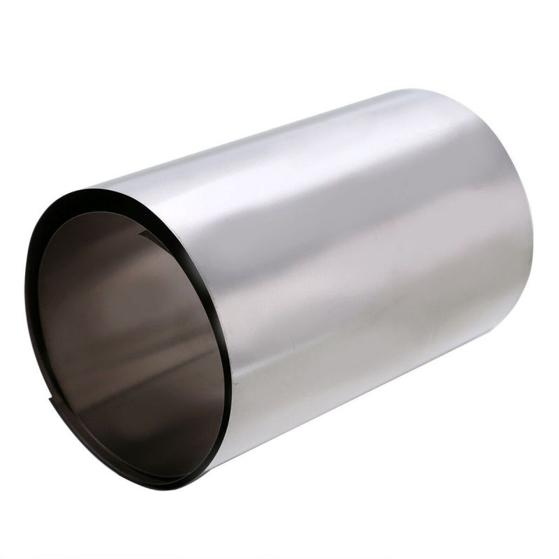 Titanium band thickness 0.1-0.5mm titanium 3.7025 width 100mm band 0.1 meter to 50 meters, titanium
