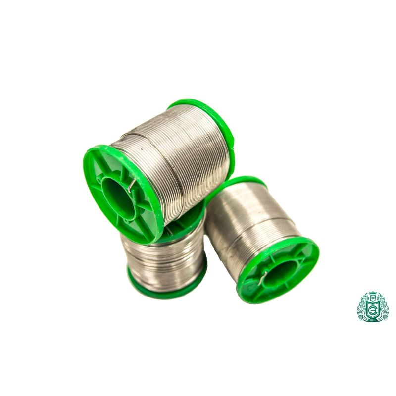 Solder tin Sn95.5Ag3.8Cu0.7 silver solder wire 1mm liquid 2% lead-free 25gr-1kg,  Welding and soldering