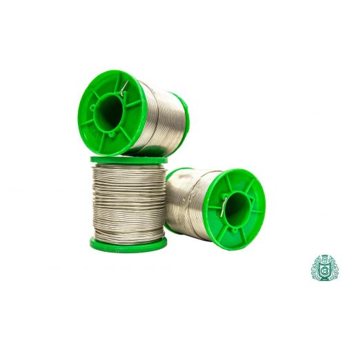 Solder wire solder wire Sn97Cu3 dia 2.5mm without liquid not lead free 25gr-1000gr egg,  Welding and soldering