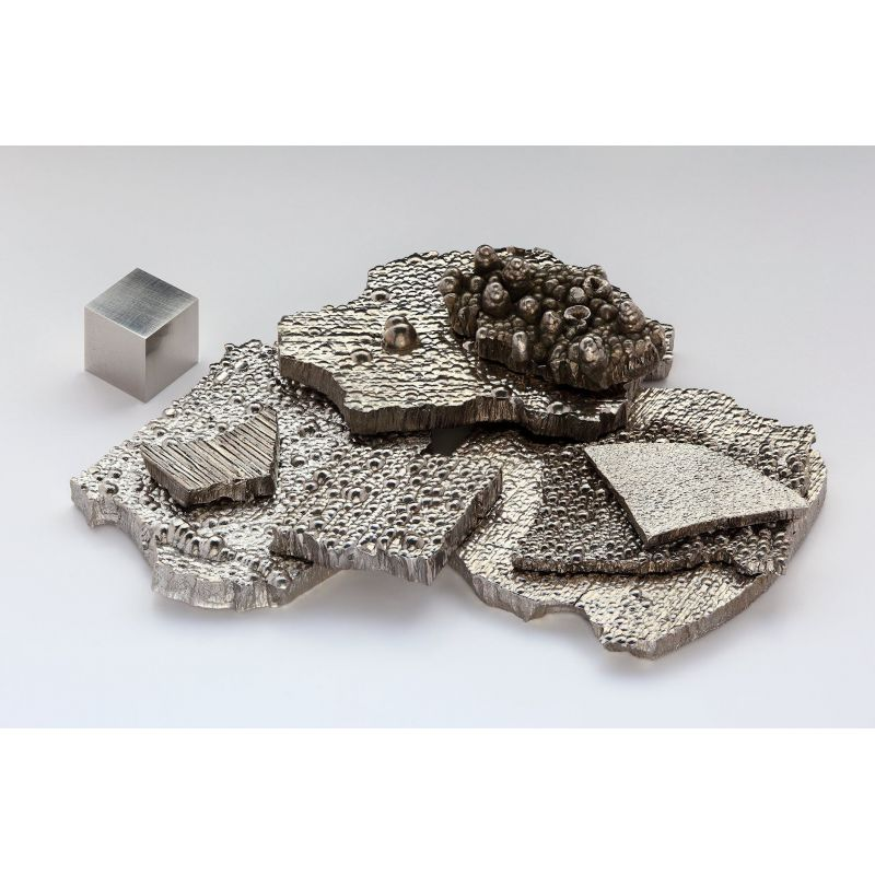 Cobalt Intermediate Co 99.3% pure metal element 27 nugget bars 25kg cobalt