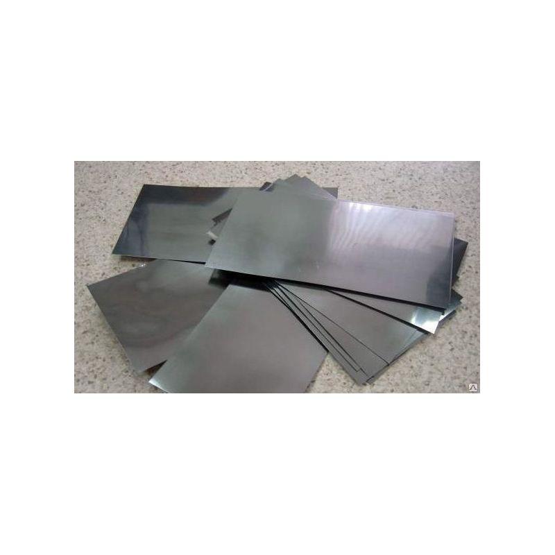 Cadmium 99.9% pure anode sheet metal plate 6x300x50-8x300x500mm electroplating electrolysis