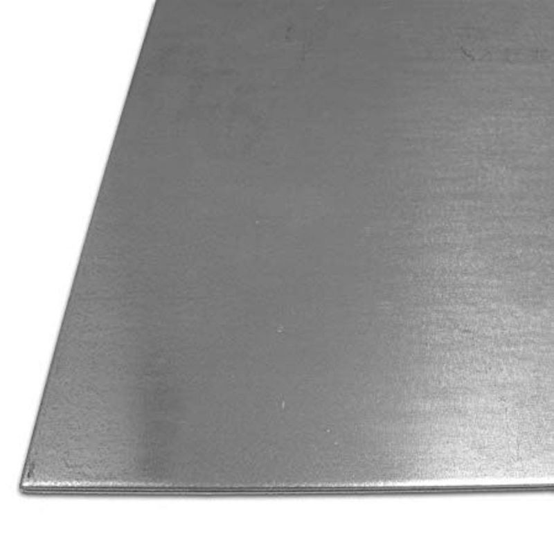 Galvanized steel sheet steel 3-5mm iron supplier 100mm to 1000mm