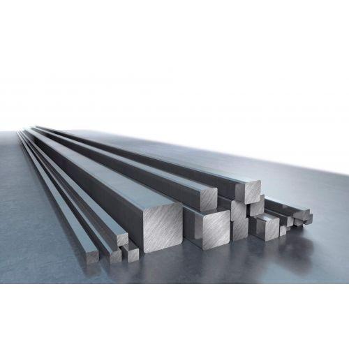 Aluminium Vierkant Ø 8-80mm Vierkantstab Vollstab 4kant Stab
