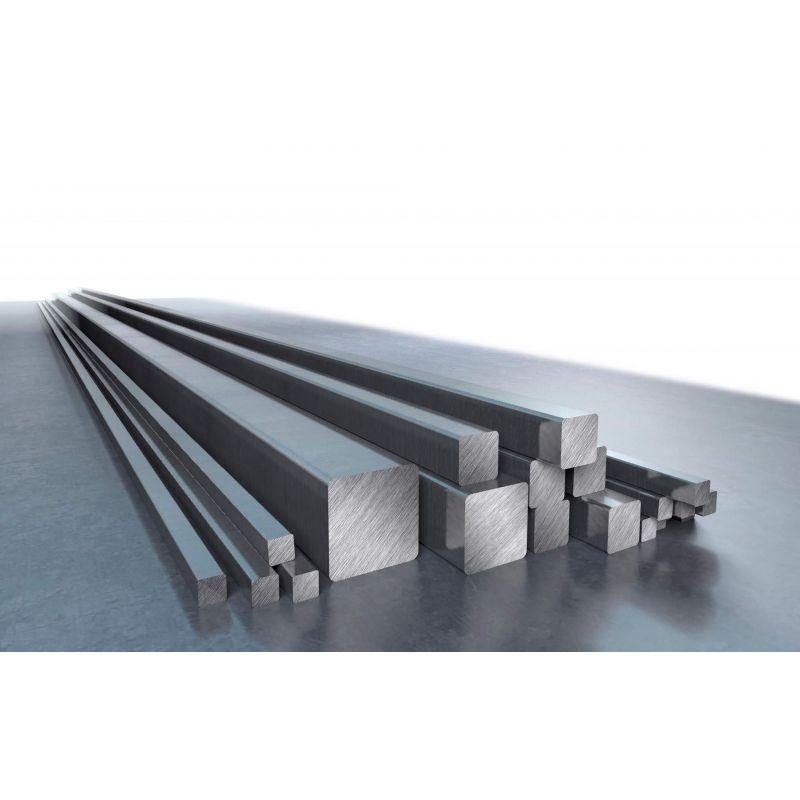 Aluminum square Ø 8-80mm square rod solid rod square rod