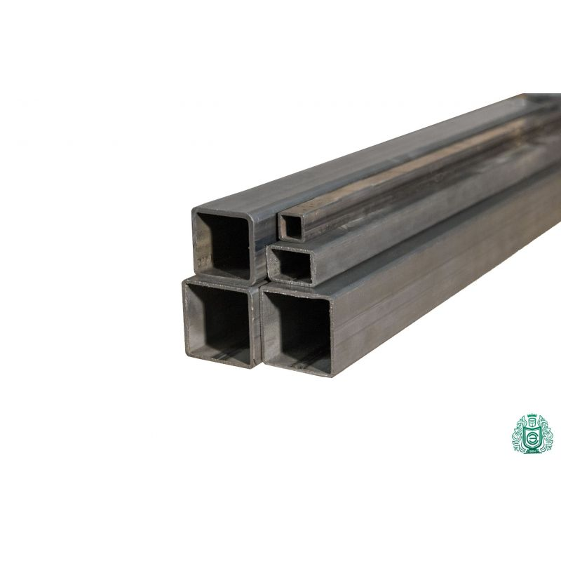 Square tube steel tube hollow profile steel square tube dia 12x12x1.5 to 100x100x3 0.2-2 meters