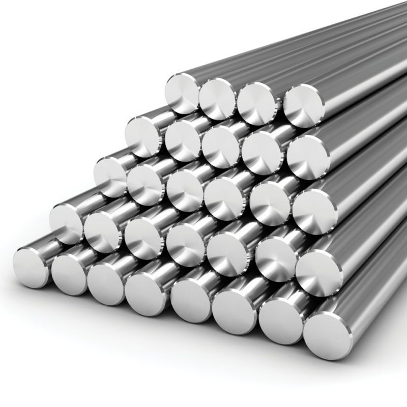 Stainless steel rod 2-120mm Gost 08x18h10t round rod profile round steel rod 0.5-2 meters