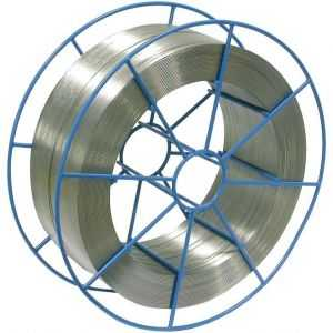 Welding wire stainless steel V2A shielding gas Ø 0.6-5mm EN 1.4551 347Si 0.5-25kg