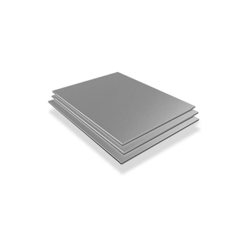 Stainless steel sheet 0.5mm V2A 1.4301 sheets sheets cut from 100 mm to 2000 mm sheet metal