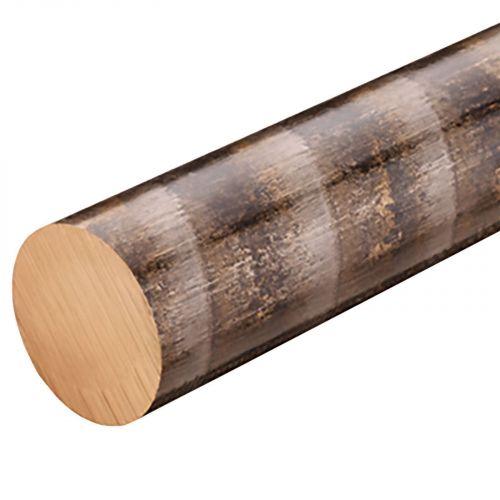 Rod Ø15-200mm bronze 2.1090 round rod CuSn7Zn4Pb7 rod round material 2 meters