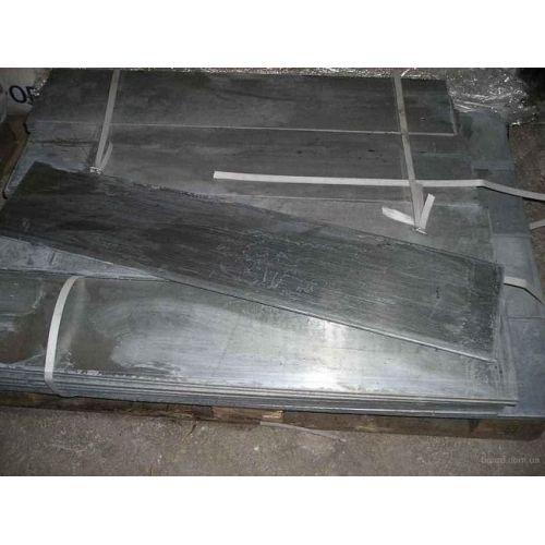 Cadmium 99.9% pure anode sheet metal plate 10x300x1000mm electroplating electrolysis