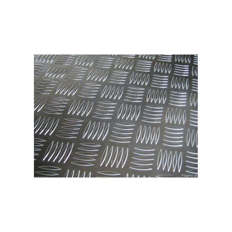 Aluminum checker plate 2.5 / 4mm quintet plates, Al plates, aluminum plate, thin sheet