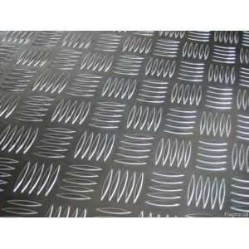 Aluminum checker plate 3.5 / 5mm quintet plates Al plates Aluminum plate thin sheet
