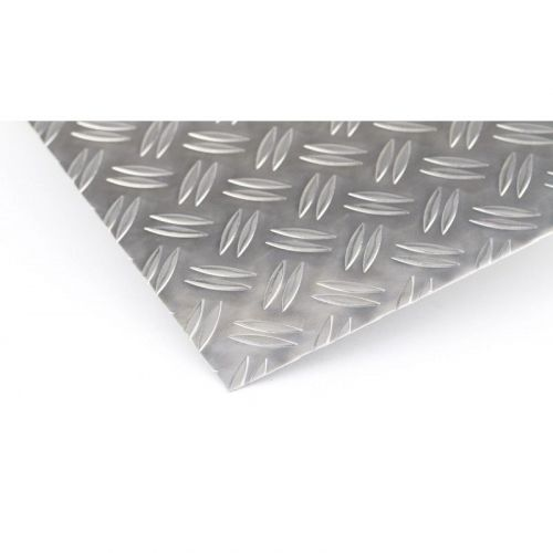Aluminum checker plate 1.5 / 2mm - 5 / 6.5mm Duett plates Al sheets Aluminum plate thin sheet