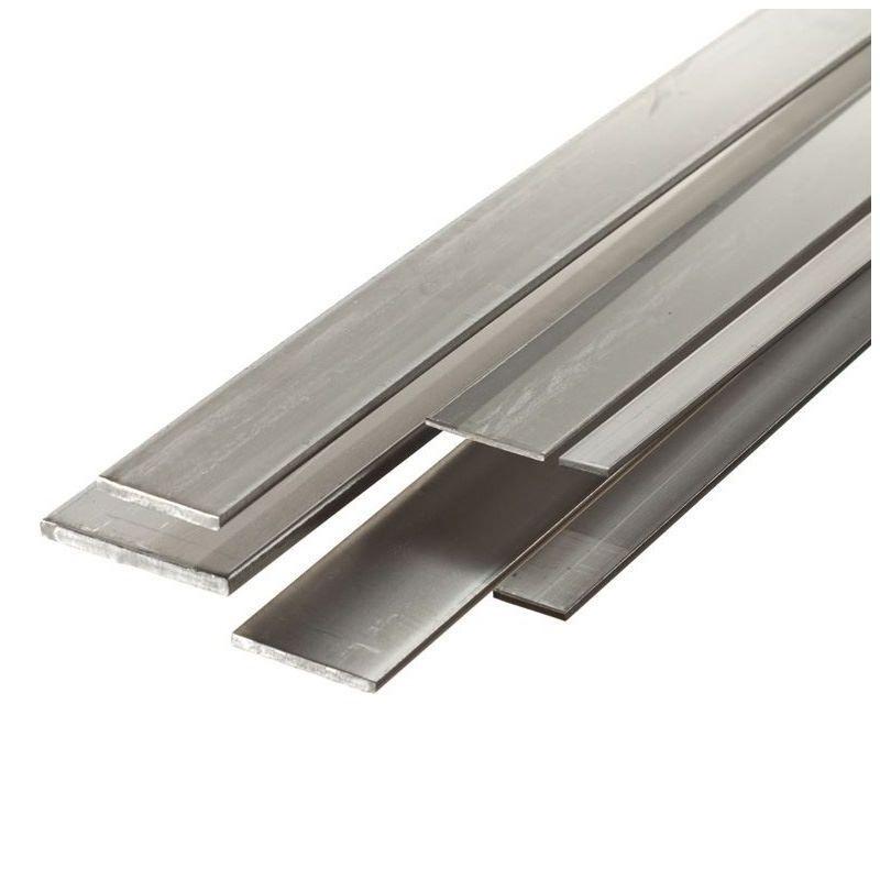 Steel flat bar 30x2mm-90x12mm strip sheet metal cut to length 1 meter