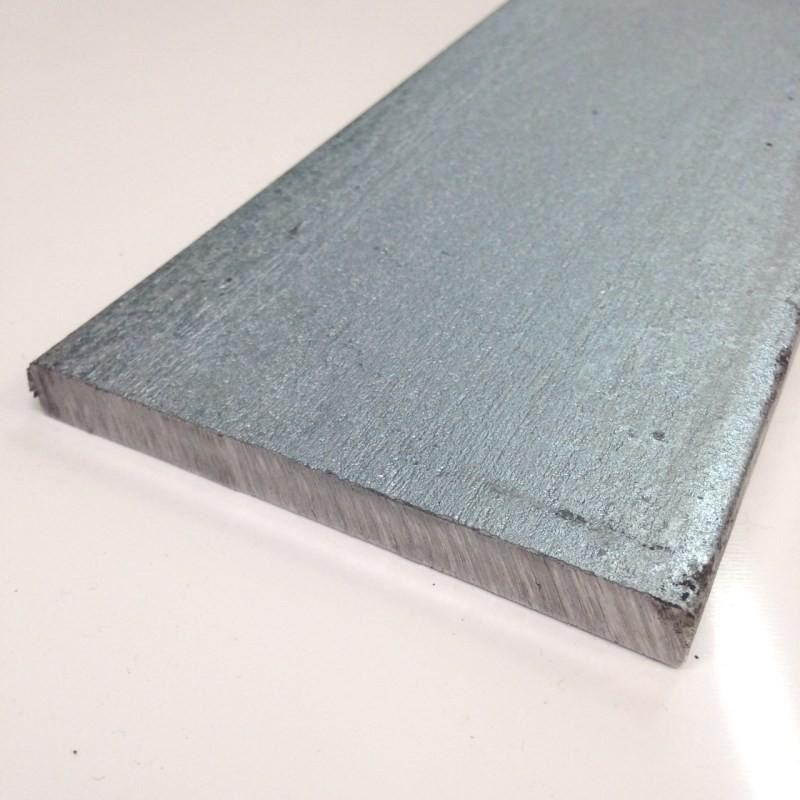 Stainless steel flat bar 30x2mm-90x12mm strips of sheet metal cut to 0.5 meters