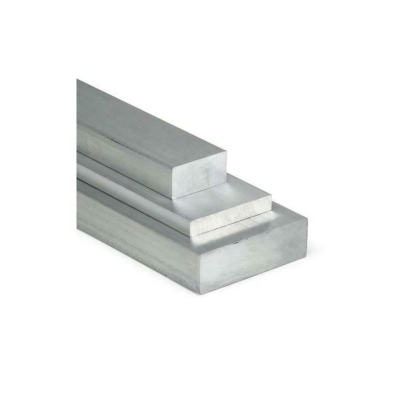 Aluminum flat bar 30x2mm-90x12mm AlMgSi0.5 flat material aluminum profile 2 meters