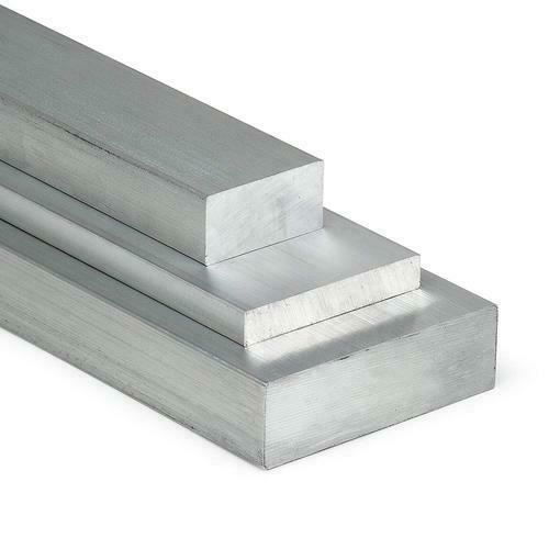 Aluminum flat bar 30x2mm-90x10mm AlMgSi0.5 flat material aluminum profile from 0.5 to 2 meters