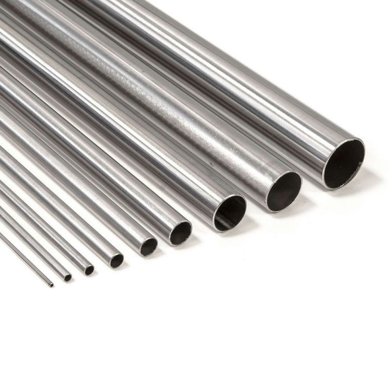 Titanium tube grade 2 round 6-16mm 3.7035 class 2 tube size 2 anti acid 0.1-2 meters