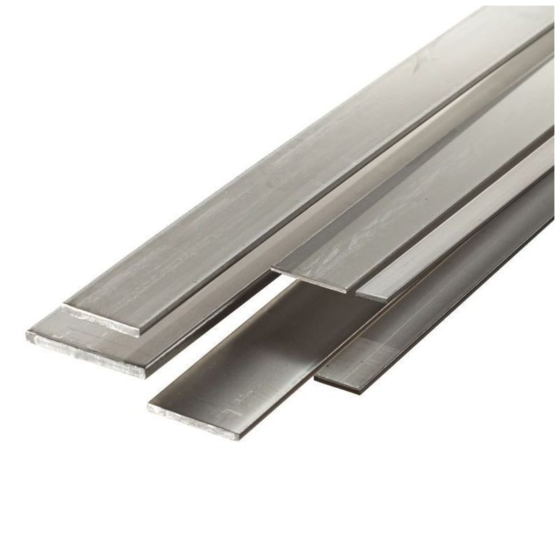 Steel flat bar 30x2mm-90x5mm strips of sheet metal cut to 0.5 to 2 meters