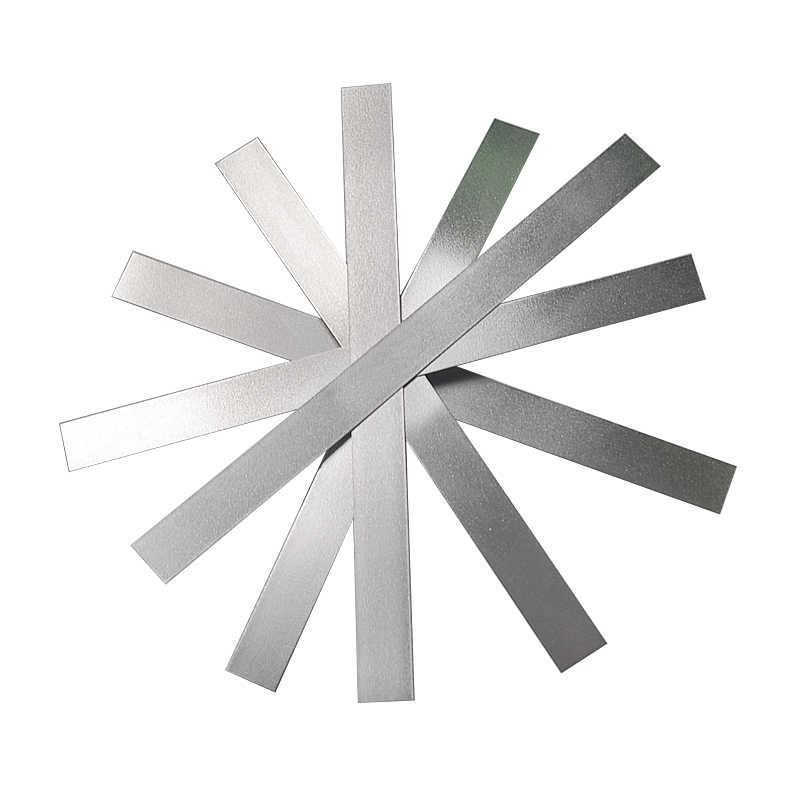 Flat bar nickel 20x1mm-90x4mm 2.4060 strips of sheet metal cut to 250-1000mm