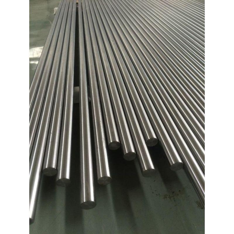 Titanium Grade 5 titanium rod Ø80-230mm Titanium round rod 3.7165 B348 solid shaft 10mm-750mm