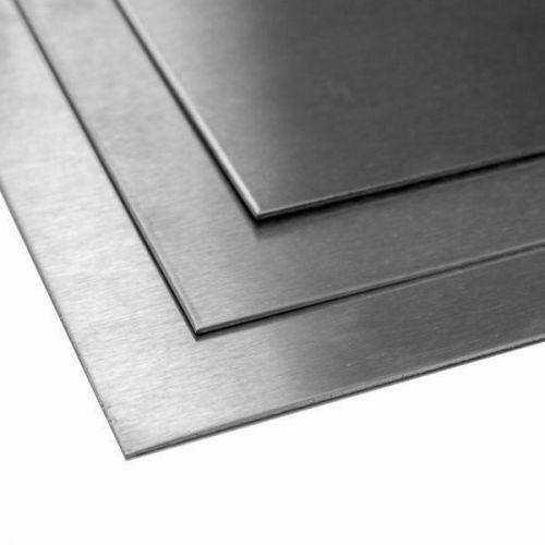Titanblech Grade 5 5mm Platte 3.7165 Titanblech Zuschnitt 100mm bis 2000mm