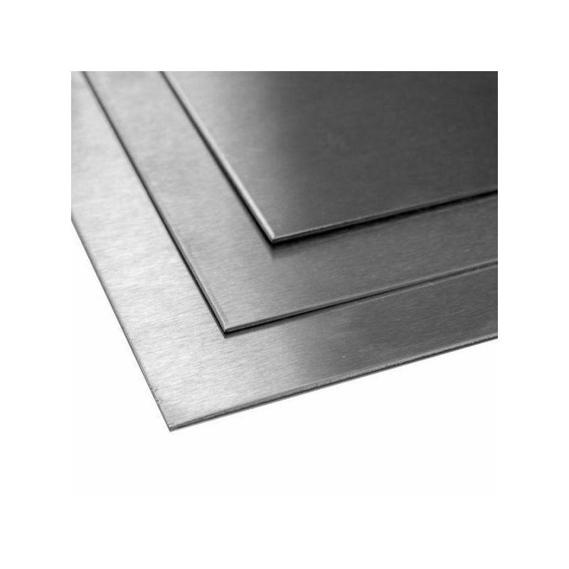 Titanium sheet grade 5 5mm plate 3.7165 Titanium sheet cut 100mm to 2000mm