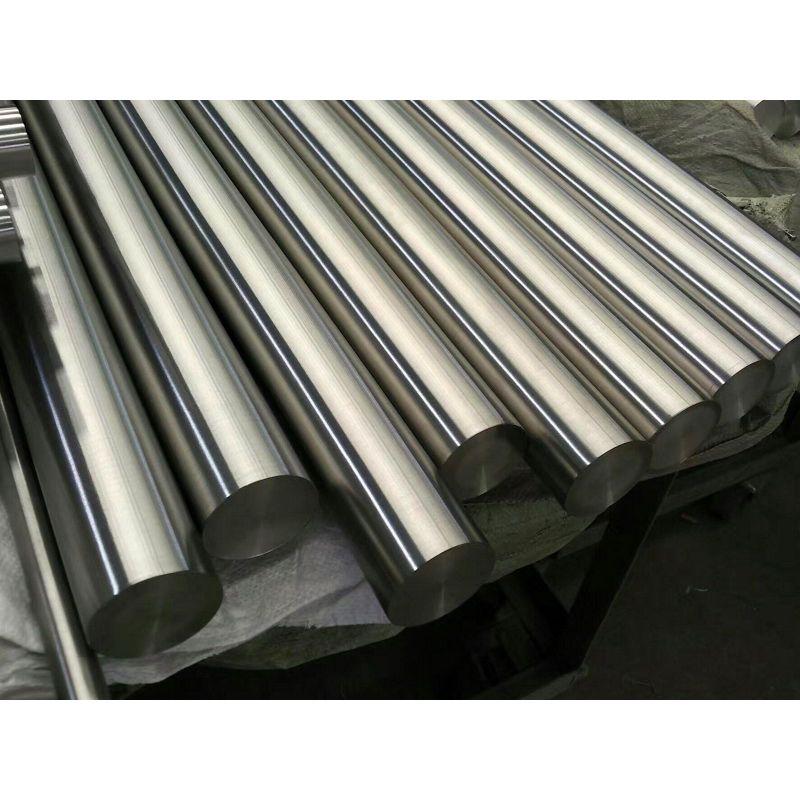 Hastelloy C-22 round rod from Ø 2mm to Ø120mm round rod 2.4602,  Nickel alloy