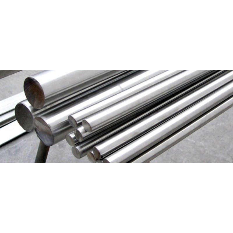 Hafnium metal round rod 99.9% from Ø 2mm to Ø 20mm Hafnium Hf Element 72,  Rare metals