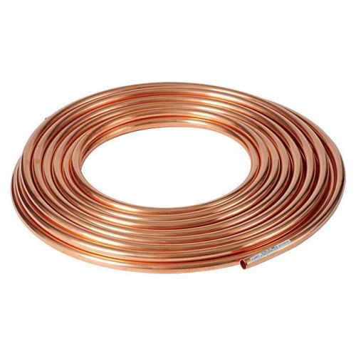 Copper pipe 3x0.5mm-4x1mm soft annealed in the ring water OIL GAS heating 1-50 meters,  copper