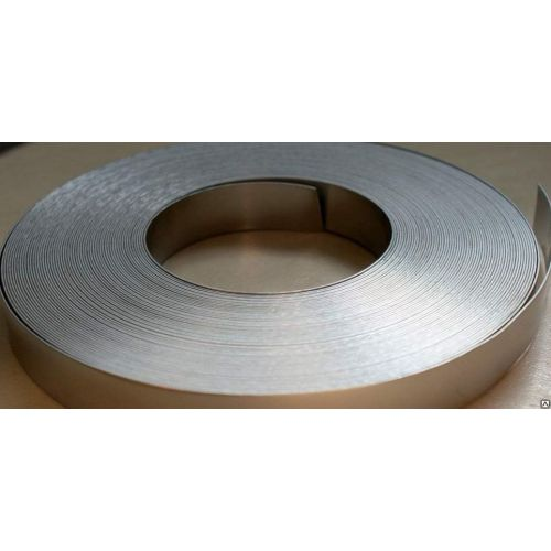 Tape sheet metal tape 1x6mm to 1x7mm 1.4860 Nichrome foil tape flat wire 1-100 meters,  Nickel alloy