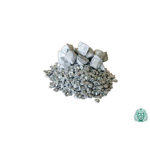 Zinc Zn purity 99.99% raw zinc pure metal element 30 pyramids 10gr-5kg, metals rare