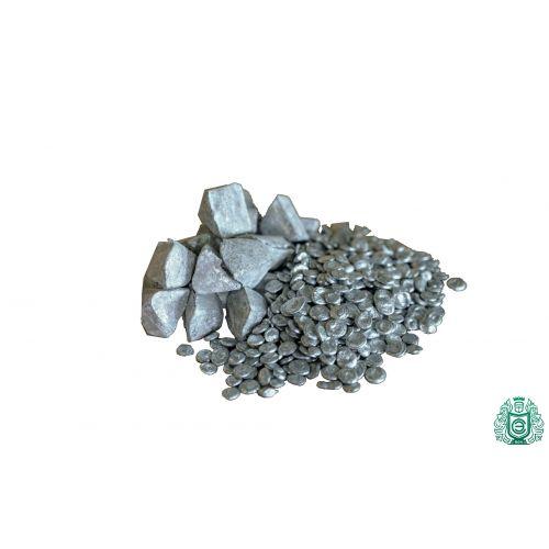 Zinc Zn purity 99.99% raw zinc pure metal element 30 pyramids 10gr-5kg,  Rare metals