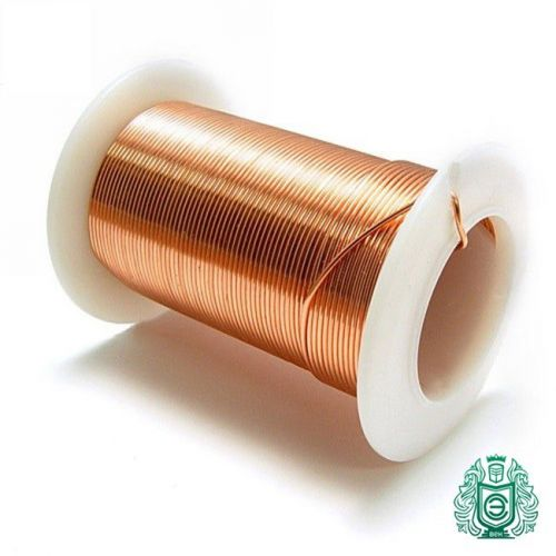 2-200 meters of copper wire Manganin Ø 0.2mm 2.1362 CuMn12Ni enamelled wire, craft wire, copper