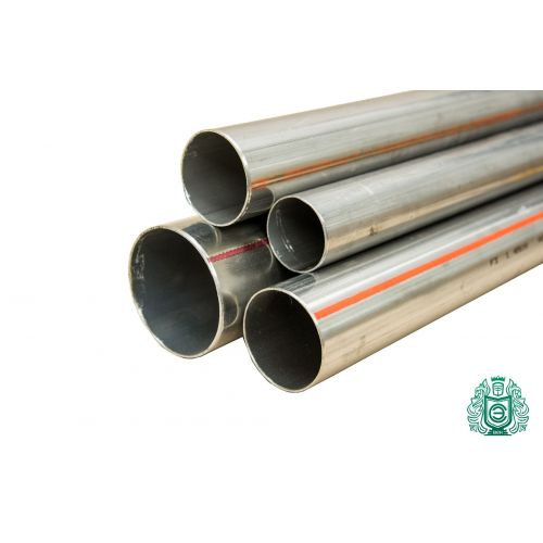 Stainless steel pipe 42x4.8-48x5mm 1.4845 Aisi 310S 0.25-2 meter water pipe round pipe metal construction,  stainless steel