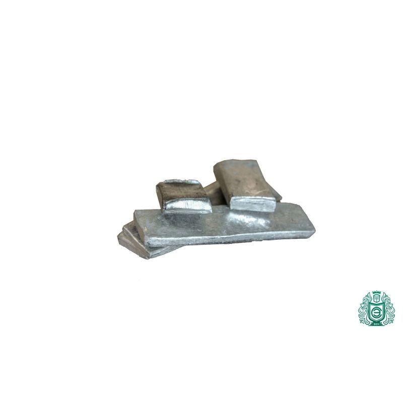 Indium 99.99% ingot from 1 gram to 5 kg ingot element 49 pure metal In (49),  Rare metals