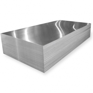 Aluminum sheet. A popular semi-finished product for industrial use and everyday life